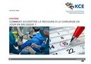 Comment accroître le recours à la chirurgie de jour en Belgique ?