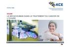 Le Bevacizumab dans le traitement du cancer de l'ovaire