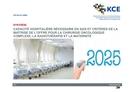 Capacité hospitalière nécessaire en 2025 et critères de la maîtrise de l'offre pour la chirurgie oncologique complexe, la radiothérapie et la maternité